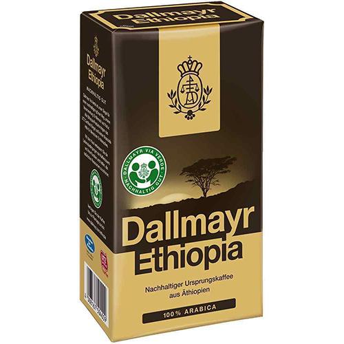 Кофе молотый Dallmayr Ethiopia 500 г Германия