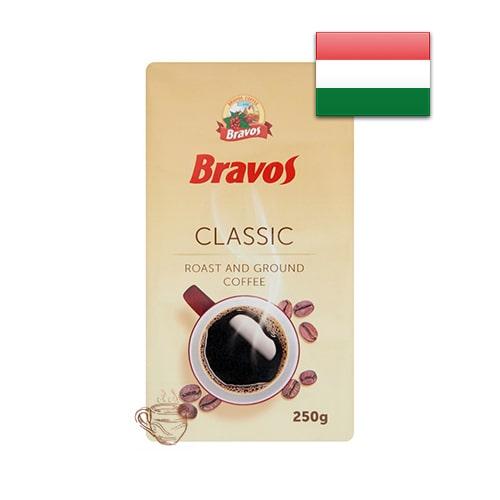 Кофе молотый Bravos Classic 250 г Венгрия