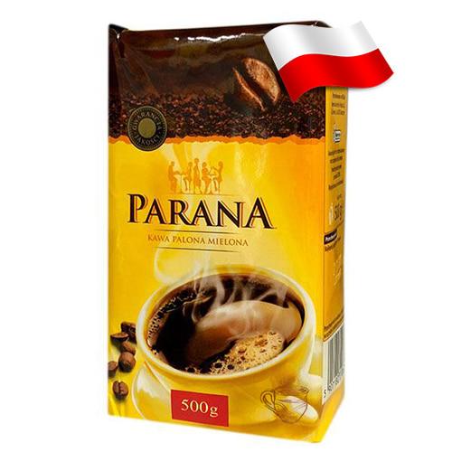 Кофе молотый Parana Парана 500 г Польша