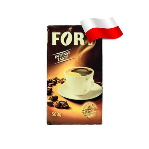 Кофе молотый Fort 500 г Польша