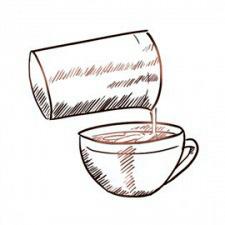 Капучино и какао