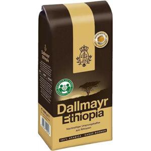 Кофе в зернах Dallmayr Ethiopia 500 г Германия