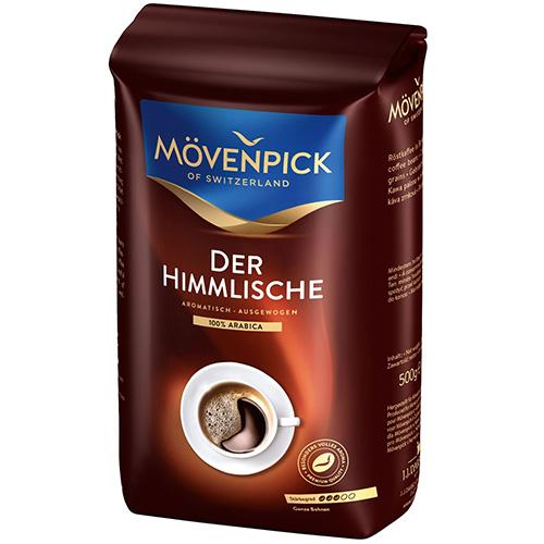 Кофе в зернах Mövenpick Der Himmlische 500г Германия