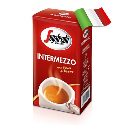 Кофе молотый Segafredo Intermezzo 250 г Италия
