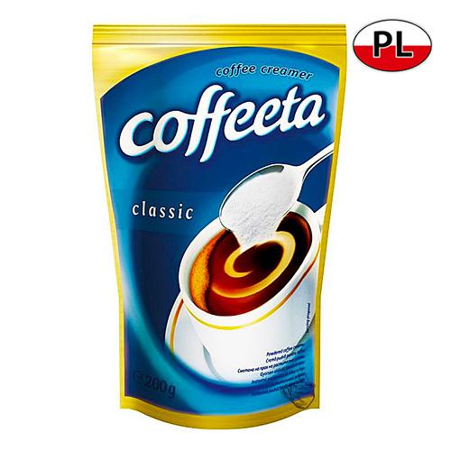 Сухие сливки Coffeeta classic 200 г Польша