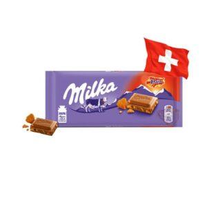 Шоколад молочный Milka Daim 100 г Швейцария