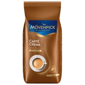 Кофе в зернах Mövenpick Caffee Crema 1кг Германия