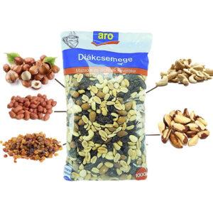 купить орехи смесь aro