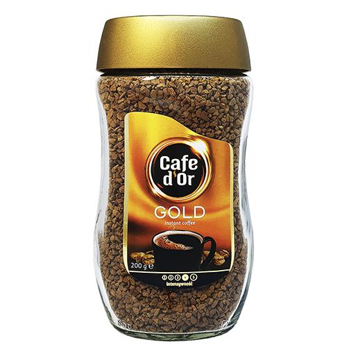 Растворимый кофе Cafe d'Or Gold купить