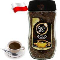 Растворимый кофе Cafe d'Or Gold 200г