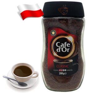 Растворимый гранулированный кофе Cafe d'Or Classic 200 г