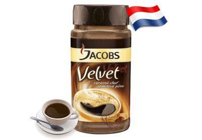 Растворимый кофе Jacobs Velvet 200г