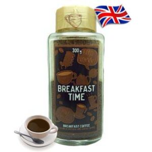 Растворимая кофейная смесь Breakfast Time 300г