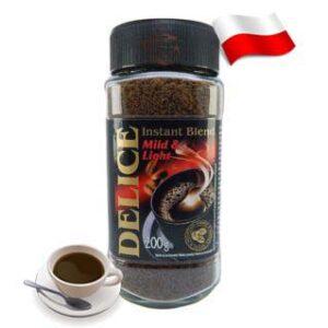 Растворимая кофейная смесь Delice 200г