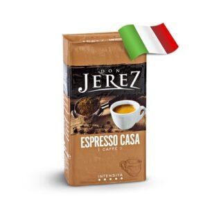 Кофе молотый Don Jerez Espresso Casa 250 г Италия