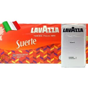 Кофе молотый Lavazza Suerte 250 г Италия