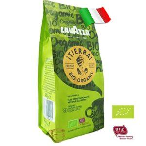 Кофе молотый Lavazza Tierra Bio-Organic 180 г Италия