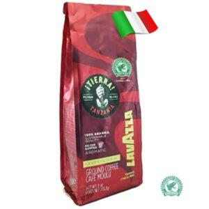 Кофе молотый Lavazza Tierra Tanzania 227 г Италия