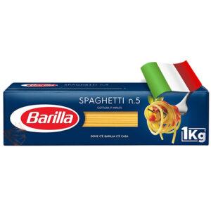 Спагетти Barilla Spaghetti №5 1,0 кг Италия