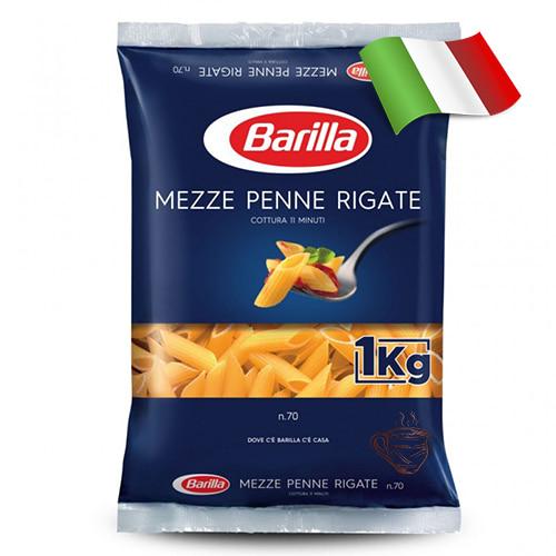 Макароны перья Barilla Penne Rigate 1,0 кг Италия
