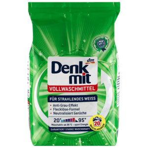 Стиральный порошок для белых вещей DenkMit 1,35кг