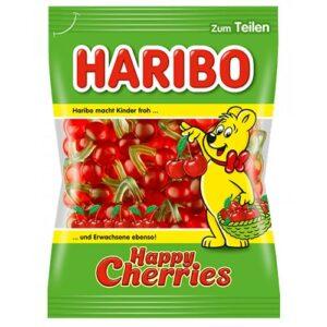 Желейные конфеты Haribo Cherries вишни 200 грамм