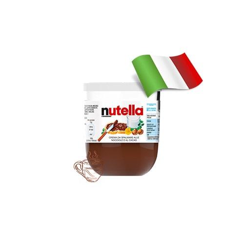Шоколадная паста Nutella 200 грамм Италия
