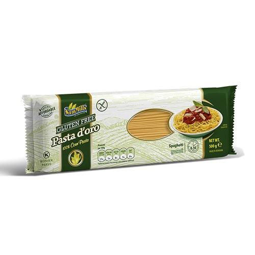 Спагетти без глютена SamMills 500 г