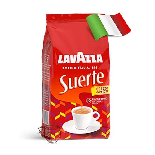 Кофе в зернах Lavazza Suerte 1000 г Италия
