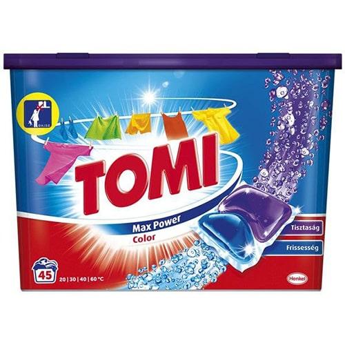 Капсулы для стирки Tomi Color 45 штук