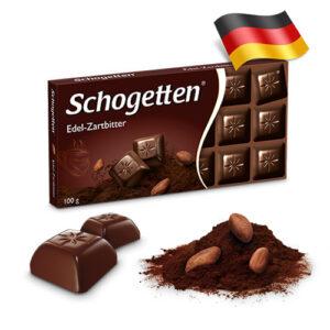 Шоколад черный Shogetten 100г Германия