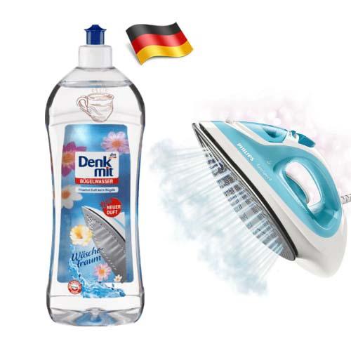Парфюмированная жидкость для глажки Denkmit 1л Германия