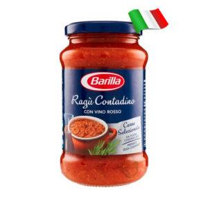 Соус-рагу томатный Barilla Ragu Contadino 400гр Италия