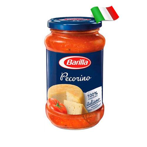 Соус томатный с сыром Пекорино Barilla Pecorino 400гр Италия