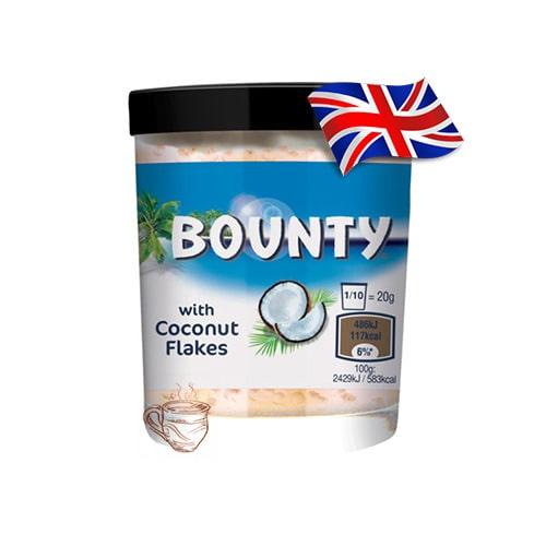 Шоколадная паста Bounty с кокосовой стружкой 200 грамм Англия