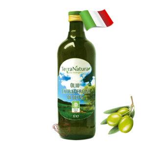 Масло органическое оливковое хол