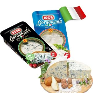 Сыр Gorganzola Igor Piccante 200гр Италия
