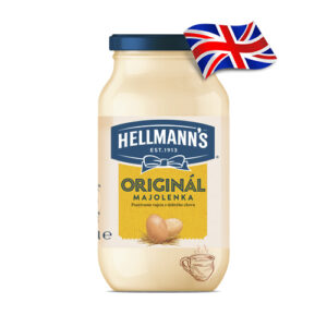 Майонез натуральный Hellmanns 420гр Англия