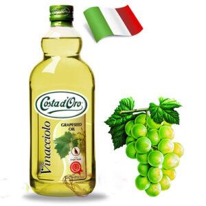 Масло из косточек винограда Costa d'Oro Vinacciolo 1000мл Италия