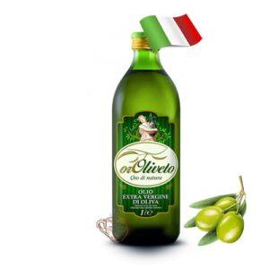 Масло оливковое холодный отжим orOliveto 1000 мл Италия