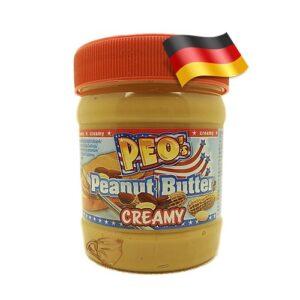 Арахисовае масло PEO`s Creamy 340 грамм Германия