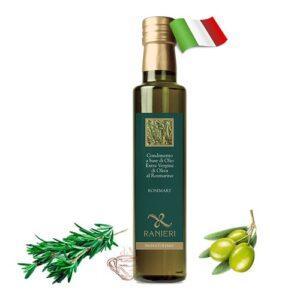 Масло оливковое Ranieri с экстрактом розмарина 250мл Италия