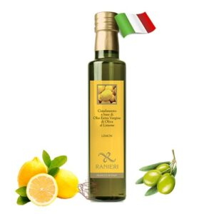 Масло оливковое Ranieri с экстрактом лимона 250мл Италия