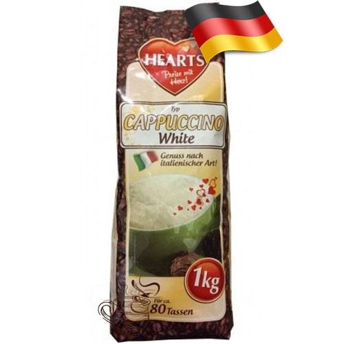 Капучино-порошок Hearts классический 1000 грамм Германия