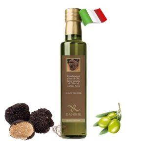 Масло оливковое Ranieri с экстрактом черного трюфеля 250мл Италия