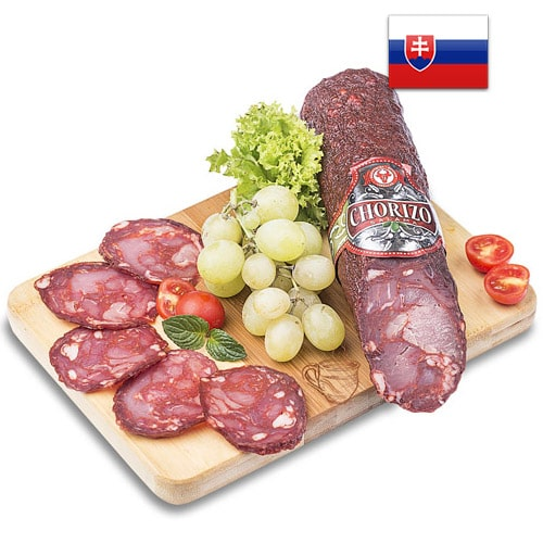 Колбаса салями Chorizo salama Словакия