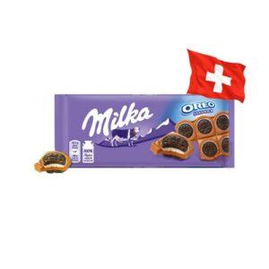 Шоколад молочный Milka Sandwich мини-Oreo 100 г Швейцария