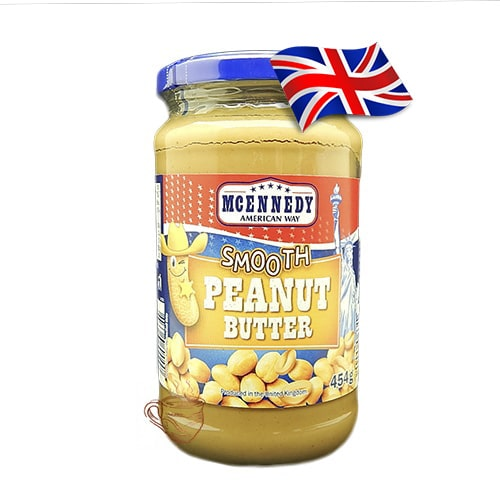Арахисовае масло Mcennedy 454 грамм Англия