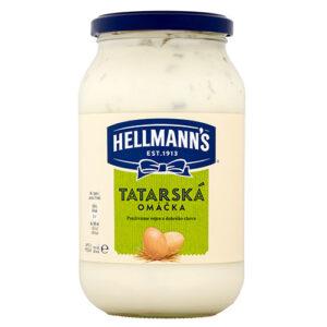 maionese hellmanns tatarska omacka