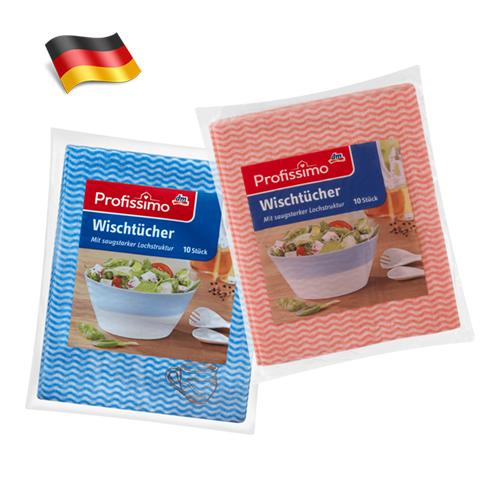 Кухонные полотенца DenkMit Profissimo 10шт Германия Profissimo